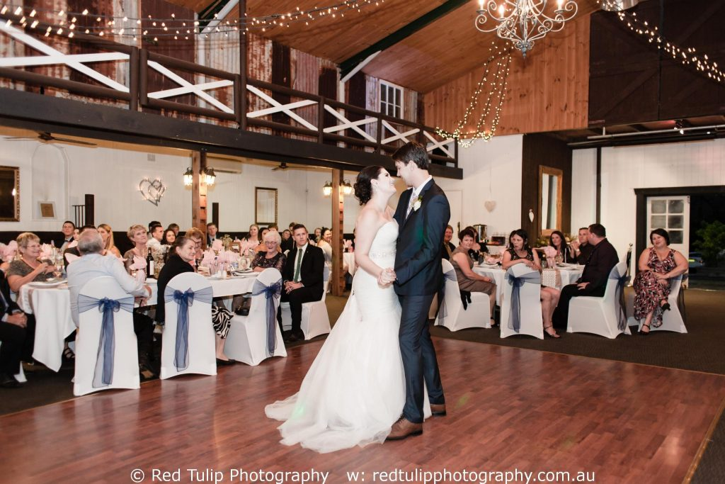 First bridal dance photo Gold Coast photographer