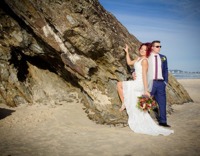 Currumbin Beach Wedding on the Gold Coast